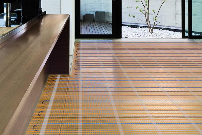 4FrontServices_under floor heating